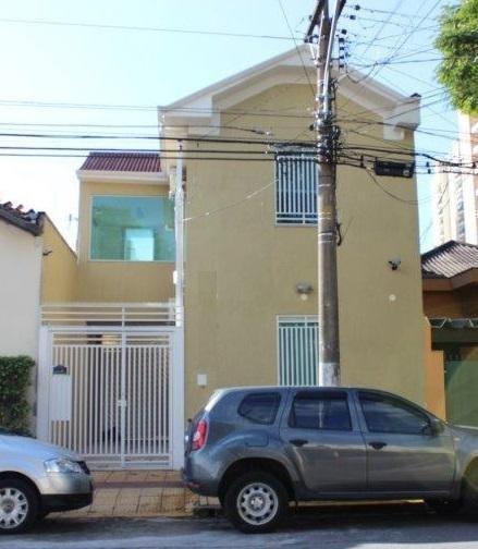 Sobrado À Venda, 160 M² Por R$ 860.000 - So1585