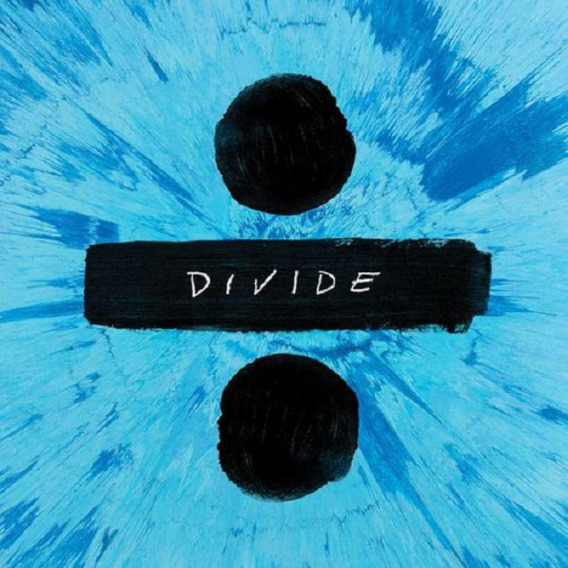 Ed Sheeran ÷ Divide - Cd Pop