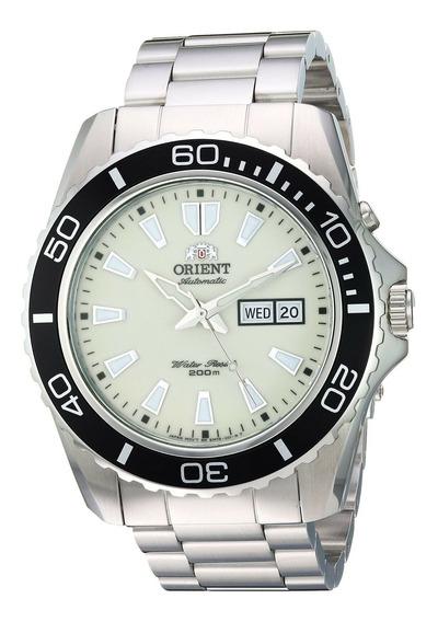 Relógio Masculino Orient Fem75005r9 Original