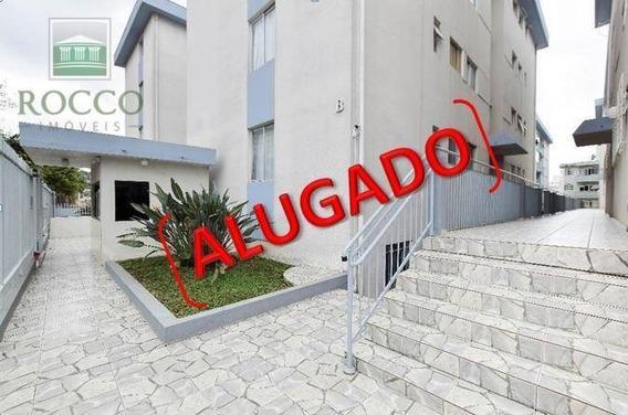 Apartamento Para Locação No Centro De São José Dos Pinhais - Ap0029