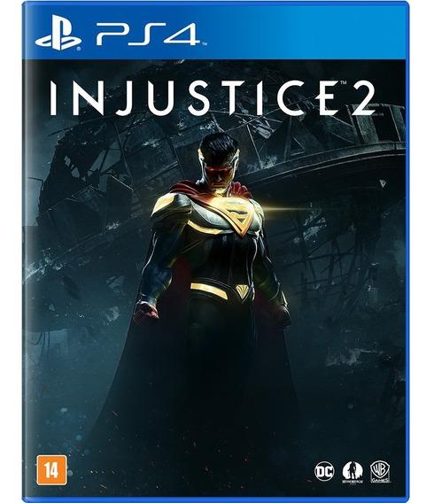 Injustice 2 Original 1ª Digital Psn