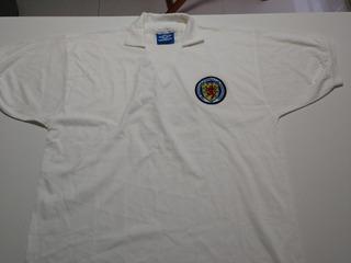 Camisa Seleção Escocia Copa 1974 Away