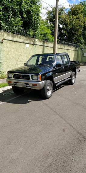 Mitsubishi L200 4x4 Turbo Diesel 1995