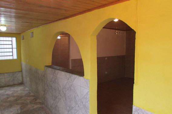Proprietário Aluga Casa C/ Garagem + 2 Quartos Em Itaquera