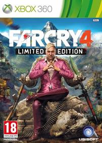 Far Cry 4 Xbox 360 - Mídia Digital