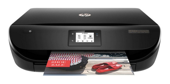Impressora Multifuncional Hp Deskjet Ink Advantage 4536