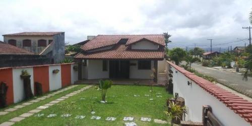 Casa De Esquina No Bairro Cibratel I I . Ref. 0912 M H