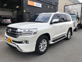 Toyota Land Cruiser Lc 200 Vx Blindado