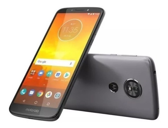 Celular Motorola Moto E5 2gb 16gb Huella Libre Cuotas S/int