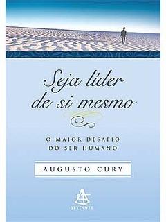 Livro - Seja Lider De Si Mesmo - Augusto Cury