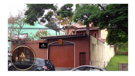 Casa Residencial À Venda, Centro, Jandira. - Ca0339