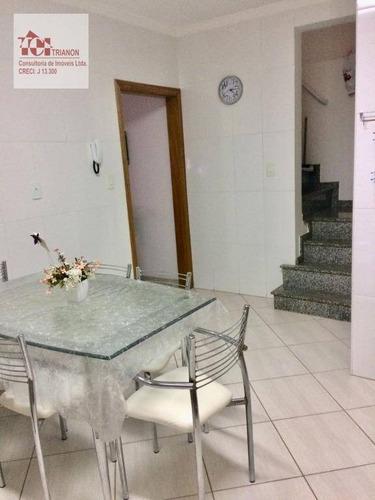 Imagem 1 de 19 de Cobertura 140 M2  2 Dorm 2 Suites 2 Vagas Semi Mobiliada - Co0249