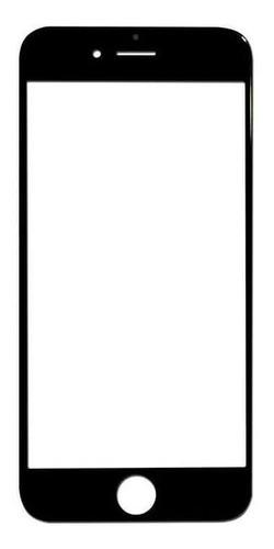 Mica Vidrio Teléfono Celular iPhone 5 5s Negro