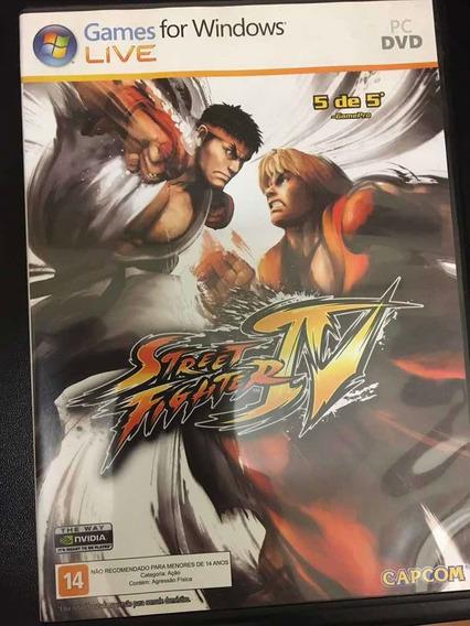 Street Fighter Iv - Pc Dvd