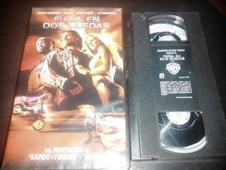 Furia En Dos Ruedas ( Torque ) Vhs Original