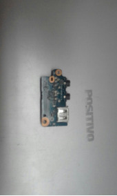 Placa De Audio, Cooler, Auto-falantes Positivo Master N130i