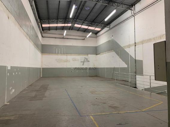 Galpao Industrial - Vila Carlina - Ref: 512 - L-512