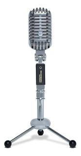 Microfono Retro De Mesa Profesional Cardioide Marantz Usb