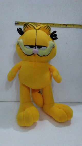 Peluche Garfield (30 Cm X 20 Usado) 25