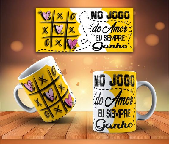 Vetores Artes Dia Dos Namorados Kit 5 Para Caneca Sublimação