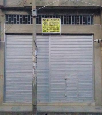 Alquiler Local Comercial En Jaén