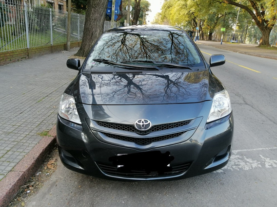 Toyota Yaris 2008 1.5 Base Sedan Mt