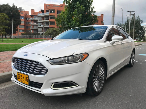 Ford Fusion Titanium Turbo Full