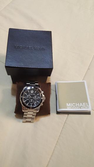 Relógio Michael Kors Chronograph Mk8140 Original