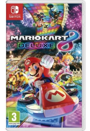 Nintendo Switch Juegos Varios Smashbros, Mariokart 8 Nuevos
