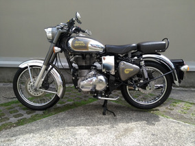 Royal Enfield Classic 500 Cromada