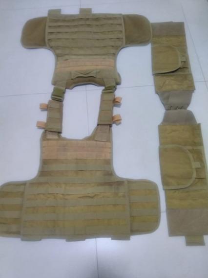 Chaleco Porta Placa (condor Defender Plate Carrier Tan)