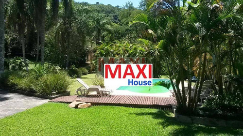 Casa Com 4 Dormitórios À Venda Por R$ 1.350.000  Avenida Áustria - Jardim Santa Paula - Cotia/sp - Ca0055