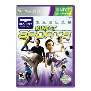 Xbox 360 : Kinect Sports Videojuego