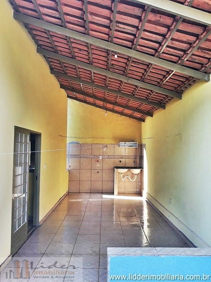 Casa Térrea Com 3 Quartos - 183710-v