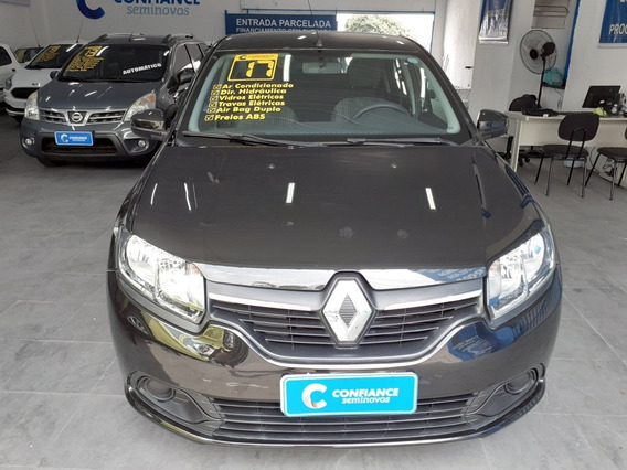 Renault Logan 1.6 16v Expression Sce Easy-r 4p 2017