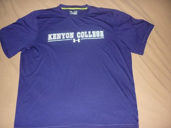 L Remera Under Armour Kenyon College Catalyst Art 90443