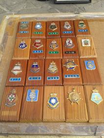 Lote 20 Pins Condecorações Marinha Diversos Anos Originais