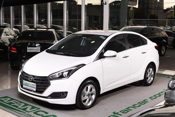 Hyundai Hb20s Premium 1.6 16v Flex Aut./2018