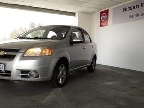 Chevrolet Aveo Sin Definir 4p 5 Aut (c)