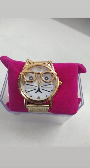 Relógio Gatinho