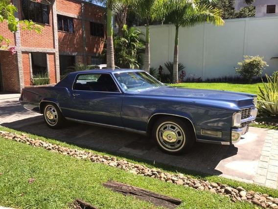 Cadillac Eldorado Coupe 1968