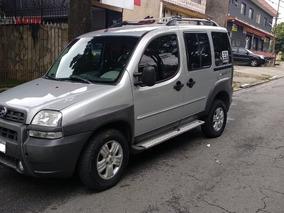 Fiat Doblo Adventure 1.8 2004/2005