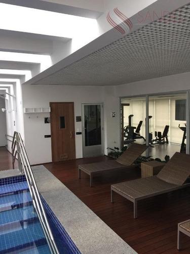 Imagem 1 de 30 de Lindo Studio Para Locação Em Moema Com 37m², 1 Dormitório, 1 Banheiro E 1 Vaga De Garagem  Wish Moema  Av Aratãs(lm) - St0058