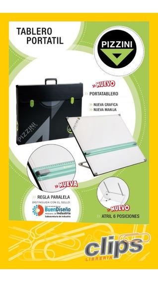 Tablero Pizzini 40x50 Atril 6 Posicion+paralela+portatablero