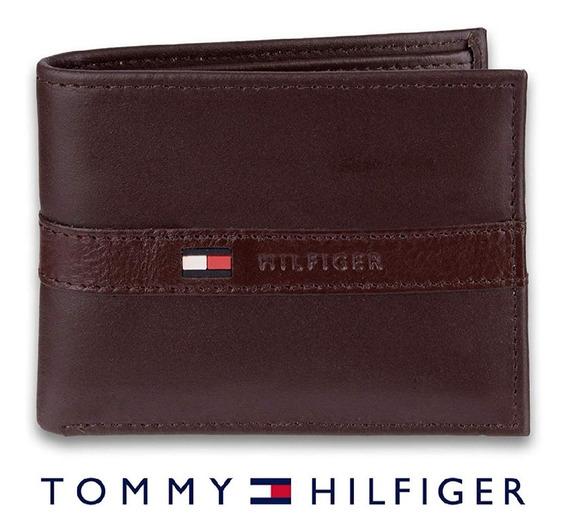 Billeteras Tommy Hilfiger 100% Original