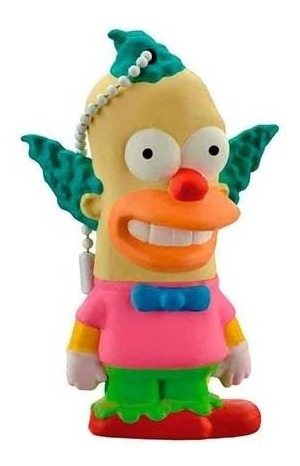 Pen Drive Simpsons Krusty 8gb Pd074 Multilaser