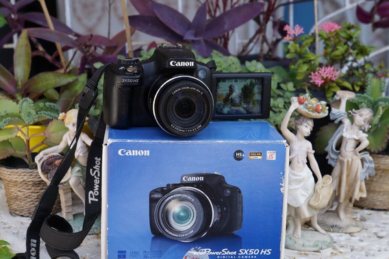 Camera Digital Canon Sx50hs