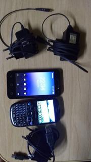 Celular Alcatel Pixi 4 + Multilaser Star Dual- Smartphones
