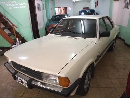 Ford Taunus Ghia 1981