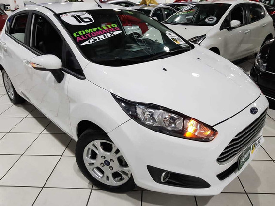 New Fiesta 1.6 Aut 2014
